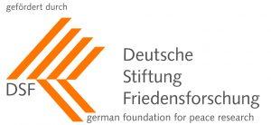 gefördert durch Deutsche Stiftung Friedensforschung